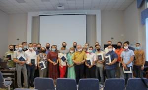 25 сотрудников «РКС-Самара» получили дипломы кафедры «Инженерные коммунальные системы» научно-образовательного центра АСА СГТУ