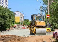 В текущем сезоне в Самаре выполняется ремонт улицыВольской.