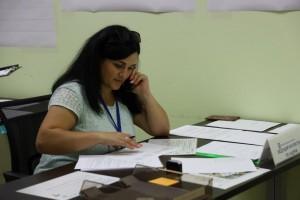Сотрудники пяти компаний приняли участие в тренинге «Фабрика офисных процессов».
