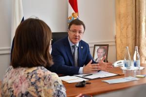 Дмитрий Азаров рассказал, останется ли работать губернатором Самарской области