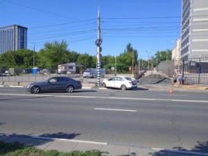 Девушка-водитель пострадала в ДТП в Самаре