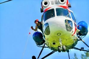 Пилоты ЦСКА/Самара выиграли 5 медалей на чемпионате России по вертолетному спорту