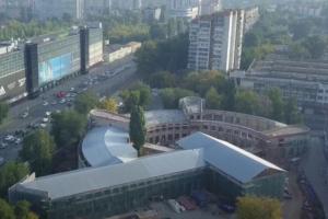 В Самаре на крыше Фабрики-кухни откроют кафе