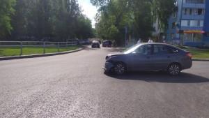 В Самаре в ДТП пострадал ребенок-пассажир