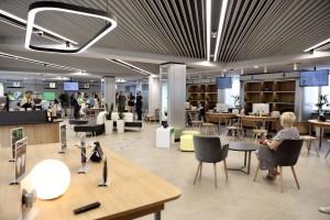 Сбер открыл первый офис нового формата в Самаре