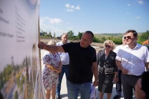 Новые очистные сооружения Октябрьска позволят значительно снизить экологическую нагрузку на Волгу.