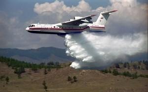 Самолет-амфибия Бе-200 прилетит на место ЧП из Магнитогорска.