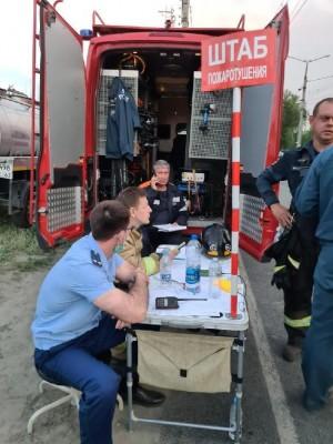Прокуратура проверит соблюдения законодательства о лесопользования в связи с крупным пожаром в Тольятти