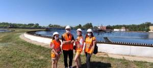 Студенты кафедры водоснабжения и водоотведения изучают производственный процесс в «РКС-Самара»