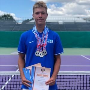 Тольяттинский теннисист выиграл чемпионат России (спорт глухих)