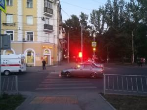В Самаре водитель без прав сбил молодого человека на электросамокате