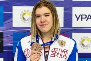 Тольяттинка посоревнуется в плавании на Олимпиаде в Токио