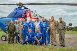 Экипажи самарского филиала ЦСКА уверенно выступили на чемпионате, завоевав 5 медалей турнира, а на международных состязаниях - 7 комплектов наград.