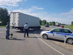 Красноярские полицейские провели рейд против незаконного оборота наркотических средств
