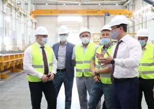 В Тольятти будет открыто экологически безопасное производство железобетонных изделий.