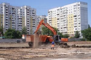 В Самаре около спортивного комплекса «Орбита» появится современный стадион