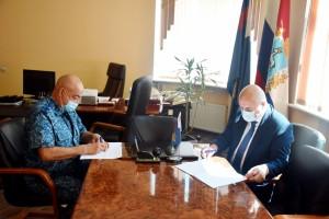 УФСИН России по Самарской области и Уполномоченный по защите прав предпринимателей в регионе будут сотрудничать
