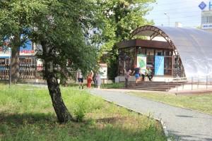 Скандальную стройку РПЦ у Ботанического сада в Самаре решили законсервировать