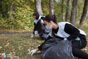 Волонтёры Самарского Дома молодёжи приведут в порядок берег Волги
