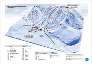 Строительство горнолыжного курорта на горе около Жигулёвска забраковала экологическая экспертиза