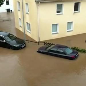 Число погибших из-за наводнения в Германии достигло 133