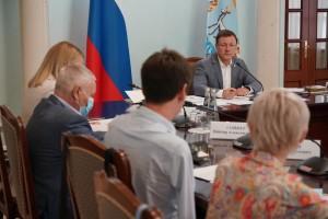 Губернатор обратил внимание, чтоНКО Самарской области из года в год оказываются среди лидеров в стране.