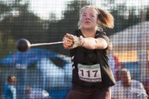 Тольяттинка победила на легкоатлетическом турнире в Финляндии