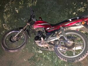 В Кинель-Черкасском районе столкнулись два подростка-мотоциклиста без прав