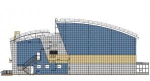 В Самаре на строительство ФОКа в Прибрежном к маю 2022 года выделено 190 млн рублей