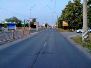 Иномарка сбила девушку-пешехода в Тольятти