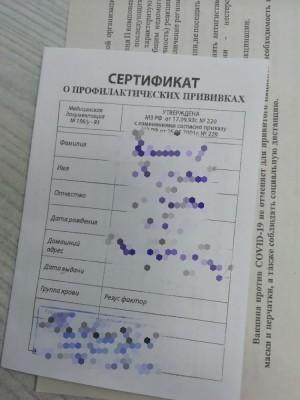 Ответственность за использование поддельного сертификата за рубежом может оказаться строже российского