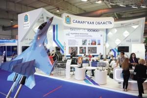 Самарская область представила новейшие разработки на авиасалоне МАКС-2021