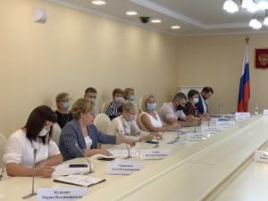 Состоялось заседание конкурсной комиссии по организации и проведению регионального этапа конкурса«Лучшая муниципальная практика»в Самарской области.