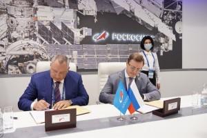 Самарская область и Роскосмос расширяют сотрудничество в рамках НОЦ «Инженерия будущего».