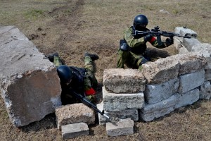 В Самарской области подразделения Росгвардии принимают участие в оперативно-стратегическом учении «Заслон-2021»