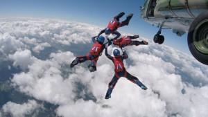 В Самаре пройдет чемпионат ВС РФ по парашютному спорту