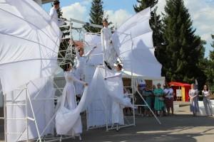 Областная общественная акция «Живая история Самарской губернии» в Кинель-Черкасском районе