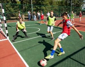В Самарской области появится 6 универсальных спортивных площадок