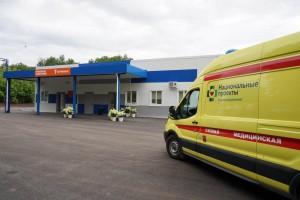 Новый госпиталь для лечения больных COVID-19 открылся в Самаре