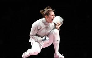 Позднякова принесла сборной России вторую золотую медаль Олимпиады.