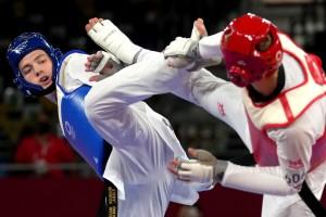 Команда России поднялась на четвертое место в общем зачете.