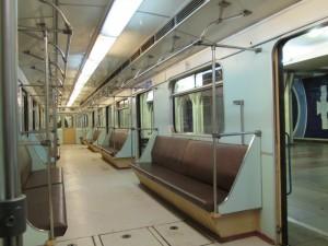 В Самаре за 159 млн рублей отремонтируют 5 вагонов метро