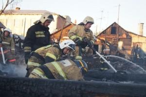 5 из которых зарегистрировано в жилом секторе. 11 пожаров произошло в результате палов сухой травы.