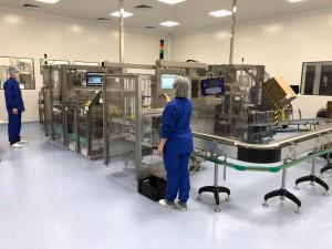 Дмитрий Азаров запустил вторую линию производства лекарств «Озон фарм».