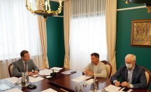Согласно проекту, центр рассчитан на2500зрителей, что позволитприниматьсоревнования не тольковсероссийского, нои международного уровня.