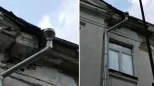 В Жигулевске опасаются, что рухнет крыша школы