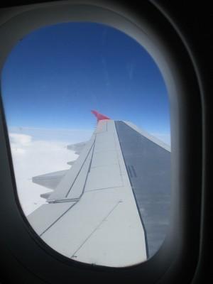 Самолет Москва-Самара после вылета экстренно вернулся в Шереметьево