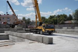 В Тимашево за полгода планируют построить новыйкультурно-досуговый центр.