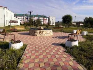 Всего в Сызранском районе в этом году благоустроено три общественных пространства.