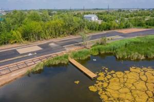 Проект в прошлом году стал победителем Всероссийского конкурса лучших проектов благоустройства вмалых городах иисторических поселениях.